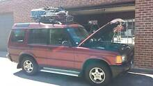 2001 Land Rover Discovery Wagon Melton West Melton Area Preview