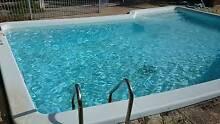 Large Salt Water Swimming Pool Bayswater Bayswater Area Preview