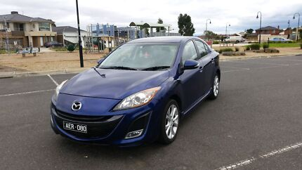 2009 mazda 3  sp25 ,auto, rwc, 117,000kms Meadow Heights Hume Area Preview