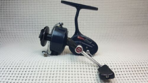 VINTAGE GARCIA MITCHELL  408  SPINNING REEL ULTRA LITE MADE IN FRANCE 9/10