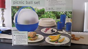 Picnic ball set- new - German brand Camden Camden Area Preview