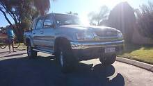 2002 Toyota Hilux SR5 Duel cab 4x4 Low ks's 2 Owners Bassendean Bassendean Area Preview