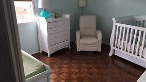 Baby Bedroom Set-All included