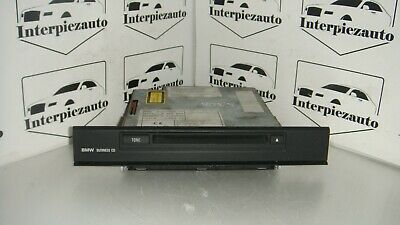 RADIO BUSINESS CD BMW E39 E53 65126900604 6512 6900604 6512 6 900 604 segunda mano  Olivares