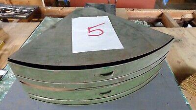 Vintage Industrial 2 Drawer Metal Corner Hardware Parts Cabinet Bin 5
