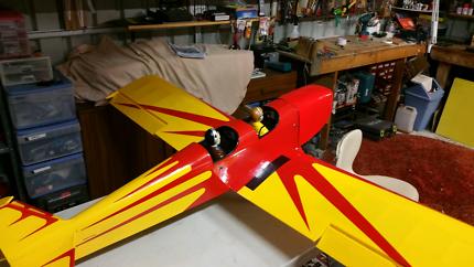 Rc plane spacewalker 11