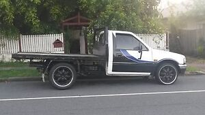 2001 Holden Rodeo Ute Southport Gold Coast City Preview
