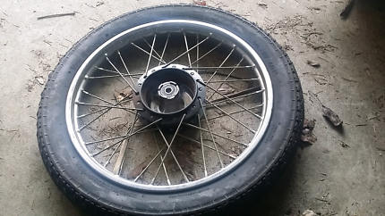 Honda CT110 front wheels (×5) Postiebike