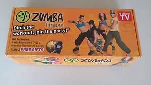 Zumba Fitness Kit Ashfield Ashfield Area Preview