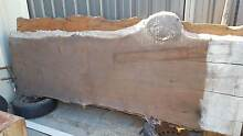 Jarrah slabs dining table top Landsdale Wanneroo Area Preview