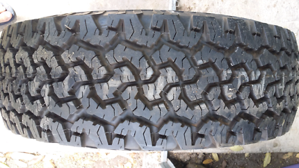 One tyre and rim brand new 6 stud ford or mazda .