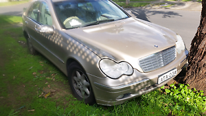 2002 Mercedes Benz C180 Hebersham Blacktown Area Preview