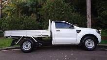 2014 Ford Ranger Ute Frenchs Forest Warringah Area Preview