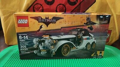Lego Batman Movie The Penguin Arctic Roller 70911 - New in Sealed Box Retired
