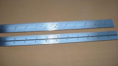 Starrett B12-4r Blade Regular Steel Finish 4r Grads 8ths 16ths 32nds 64ths
