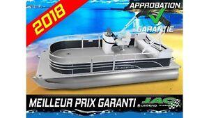 2018 Legend Boats Ponton Enjoy Transporting Mercury 25 Bateau Pê