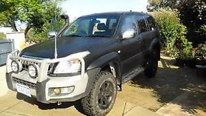 2007 Toyota LandCruiser Wagon Leda Kwinana Area Preview