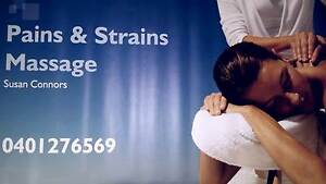 Pains & Strains Massage Cardiff Lake Macquarie Area Preview