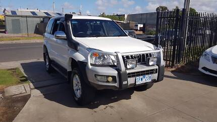 2003 Toyota Landcruiser Prado GXL Wagon AUTO TURBO DIESEL Williamstown North Hobsons Bay Area Preview
