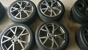 18inch Holden wheels