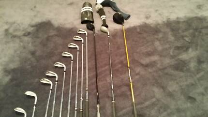 Cleveland CG16 2014 Golf Set.  Driver, irons, Woods and hybrid Perth Region Preview