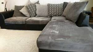 Lounge Suite L-shaped Couch