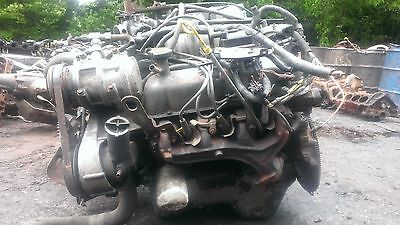 FORD 1988 351W 5.8 LITRE ENGINE IN GOOD CONDITION COMPLETE