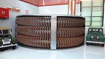 Round Heater Smiths Clayton Matrix Element Core Upgrade Land Rover Series 1 2 2a