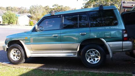 98 pajero..... Morisset Lake Macquarie Area Preview