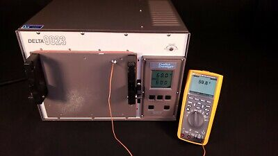Cohu Delta Design 9023 Environmental Test Chamber Ln2 Cooling 120vac - Tested