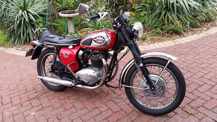 BSA 650cc Thunderbolt (Cylinder Head Only) 1971