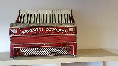 Piano accordion 120 bass