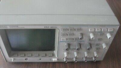 Hp 54602b Four Channel 150mhz Oscilloscope