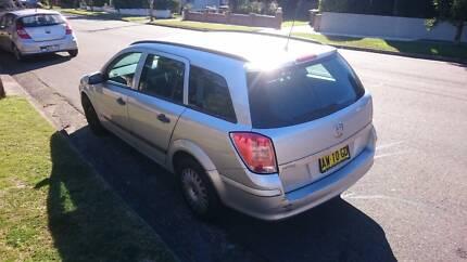 2008 Holden Astra Wagon
