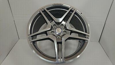 Original Mercedes W212 E36 AMG E-Klasse Einzelfelge A2124012802 19 Zoll 9,5J Neu
