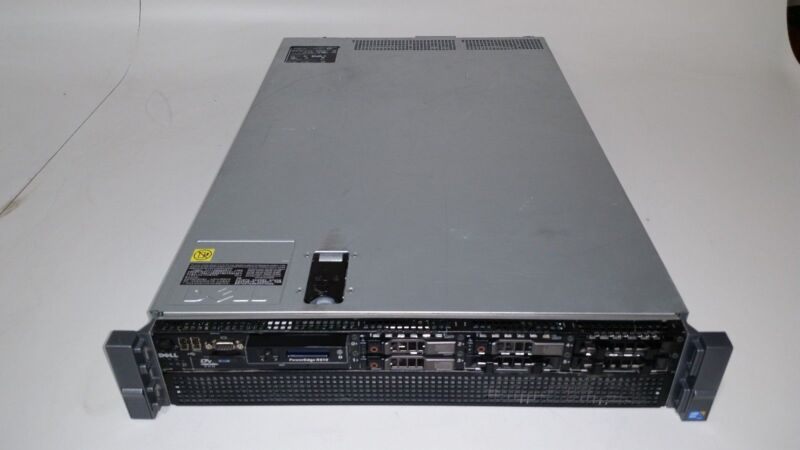 Dell Poweredge R815 Opteron 6380 2.5ghz 64-Cores 512gb 6x Trays H700