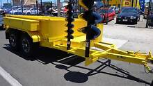 HYDRAULIC  TANDEM TIPPER 3.2 TON ELECTRIC BRAKES  $9950 Salisbury Area Preview