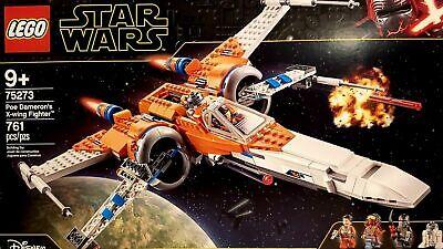 "LEGO® Star Wars: ""Poe Dameron's X-wing Fighter"". (75273)"