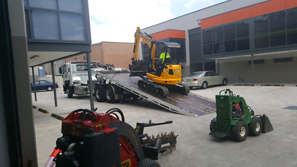 Excavator Hire Sydney. Cheapest price !!! Castle Hill The Hills District Preview