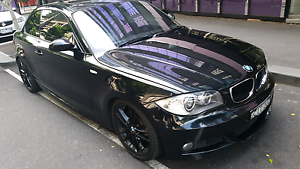 2009 bmw 125i M sport manual Docklands Melbourne City Preview