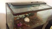 Aqua tank with drawers Morphett Vale Morphett Vale Area Preview