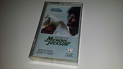 MICHAEL JACKSON - BEST OF - CONCERT 1351 - CASSETTE JAPAN