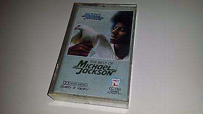 MICHAEL JACKSON - BEST OF - CONCERT 1351 - CASSETTE JAPAN