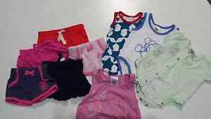Baby girl summer clothes size 000 Mango Hill Pine Rivers Area Preview