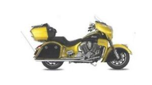 2018 Indian Motorcycles Roadmaster ICON SERIES BLACK HILLS GOLD