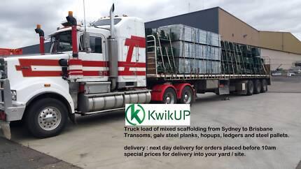 Kwikstage Scaffold for sale Sydney Melbourne Brisbane Perth
