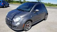 2012 FIAT 500 Sport Barrie Ontario Preview