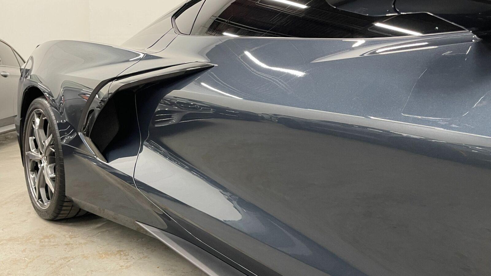 2020 Gray Chevrolet Corvette Stingray 1LT | C7 Corvette Photo 5