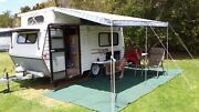 Prattline poptop caravan Glengowrie Marion Area Preview