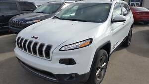 2017 Jeep Cherokee North - Low Mileage